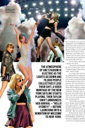 Taylor Swift - Cosmopolitan Magazine Australia February 2016 Issue
