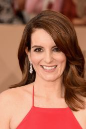 Tina Fey – SAG Awards 2016 at Shrine Auditorium in Los Angeles