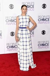 Troian Bellisario – 2016 People's Choice Awards in Microsoft Theater in Los Angeles