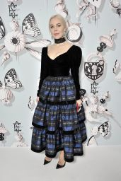 Ulyana Sergeenko – Schiaparelli Haute couture Spring/Summer 2016 Fashion Show in Paris