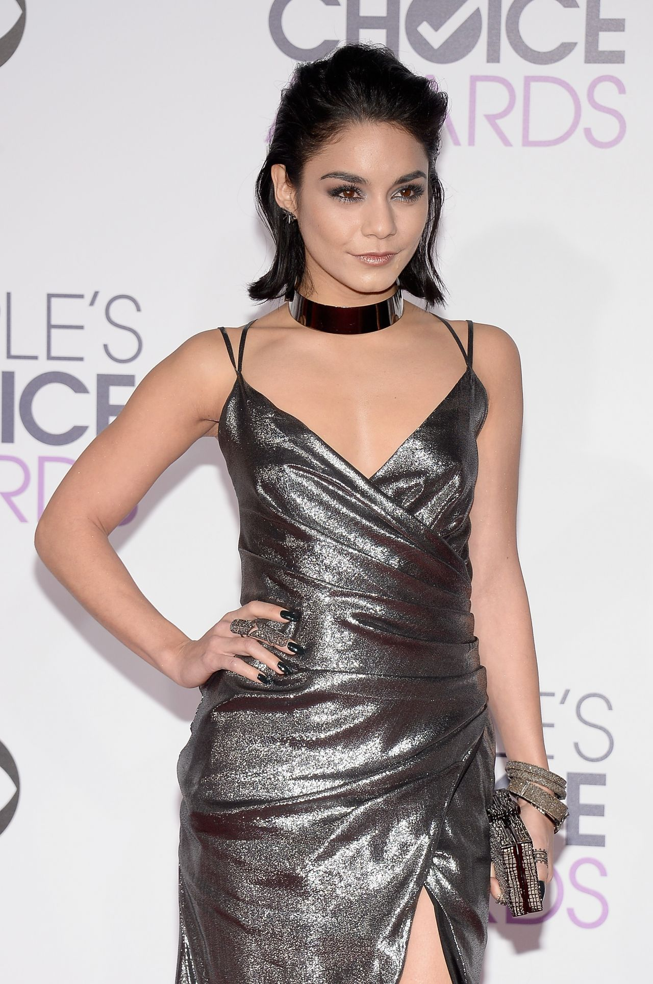 Vanessa Hudgens – 2016 People's Choice Awards in Microsoft ... Vanessa Hudgens
