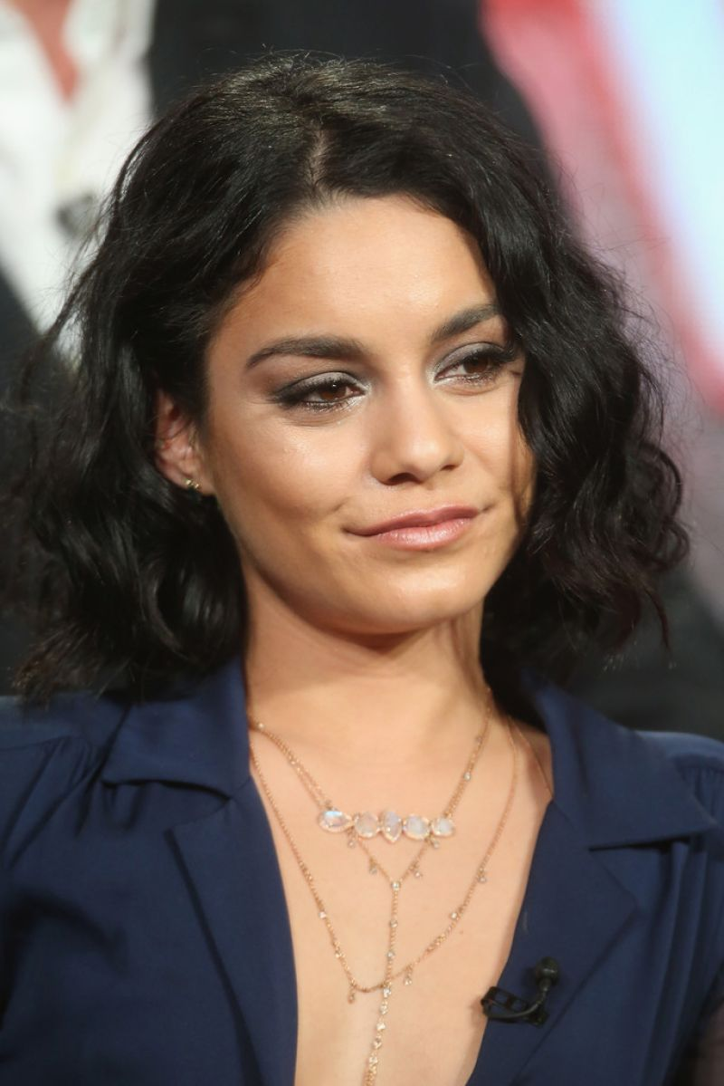 Vanessa Hudgens – 2016 Winter TCA Tour in Pasadena – Day 11