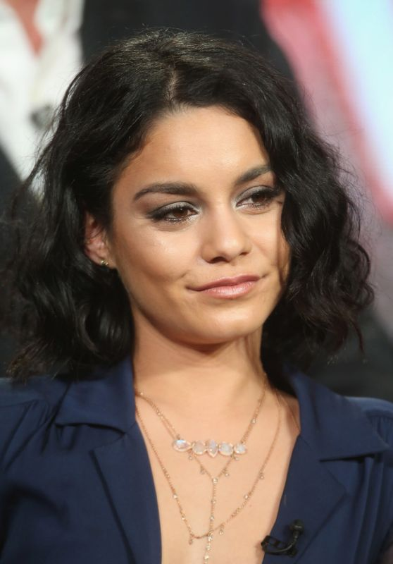 Vanessa Hudgens - 2016 Winter TCA Tour in Pasadena - Day 11