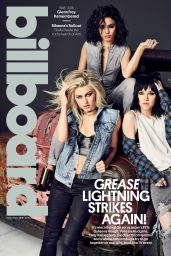Vanessa Hudgens and Julianne Hough - Billboard Magazine February 2016 Issue