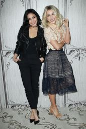 Vanessa Hudgens and Julianne Hough -
