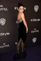 Vanessa Hudgens – InStyle And Warner Bros. 2016 Golden Globe Awards Post-Party in Beverly Hills