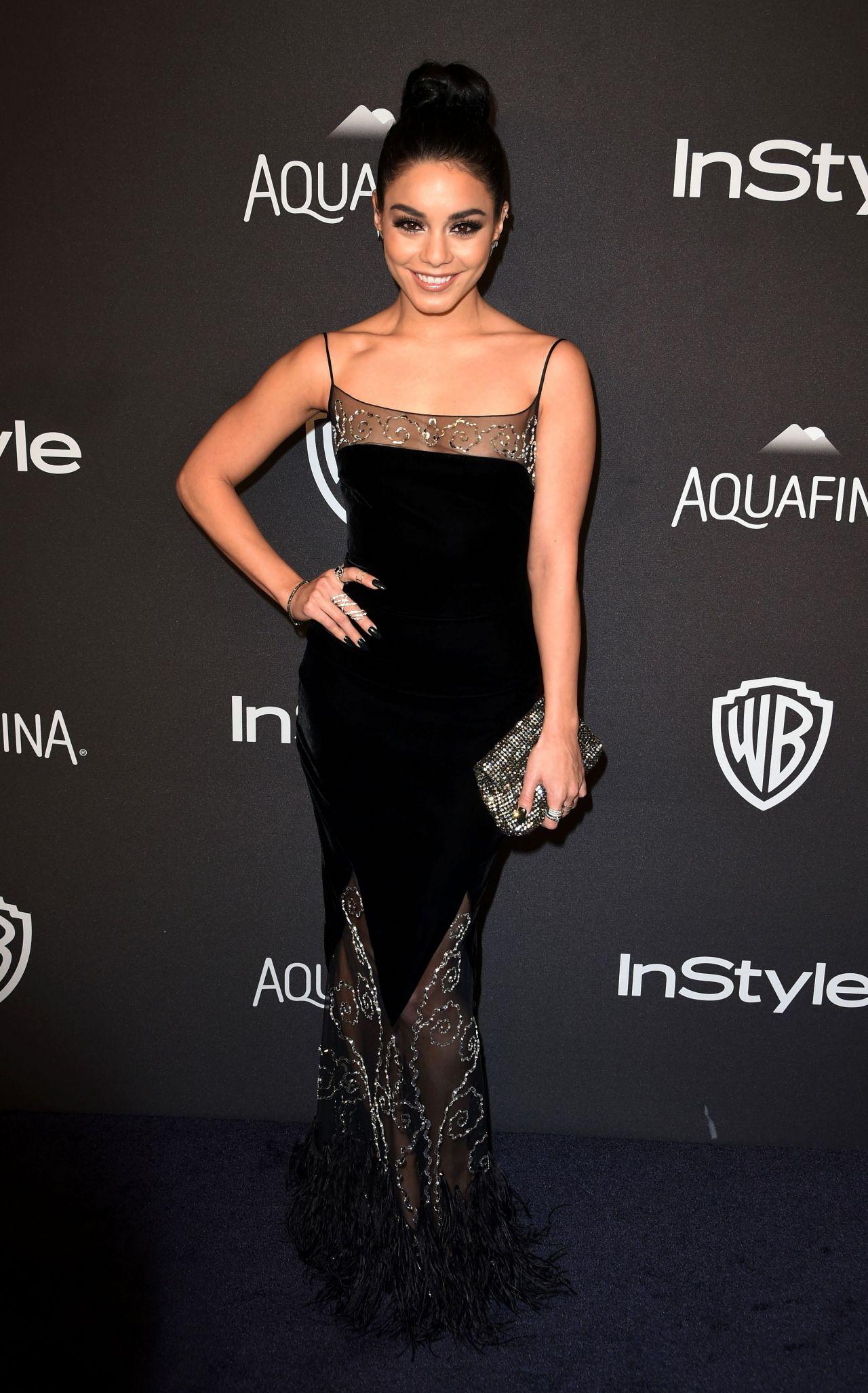 Vanessa Hudgens  Instyle And Warner Bros 2016 Golden -9675