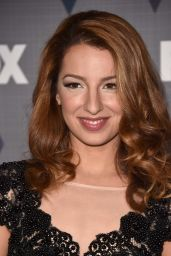 Vanessa Lengies - FOX Winter TCA 2016 All-Star Party in Pasadena 1/15/2016