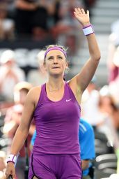 Victoria Azarenka - Brisbane International Tennis Tournament in Australia, January 2016