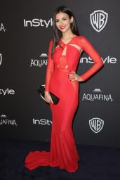 Victoria Justice - InStyle And Warner Bros. Golden Globe Awards 2016 Post-Party in Beverly Hills