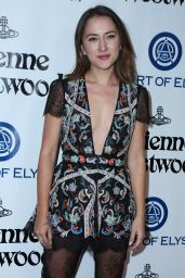 Zelda Williams – The Art of Elysium 2016 HEAVEN Gala in Culver City, CA