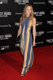 Zella Day on Red Carpet – 'The Finest Hours' Premiere in Los Angeles