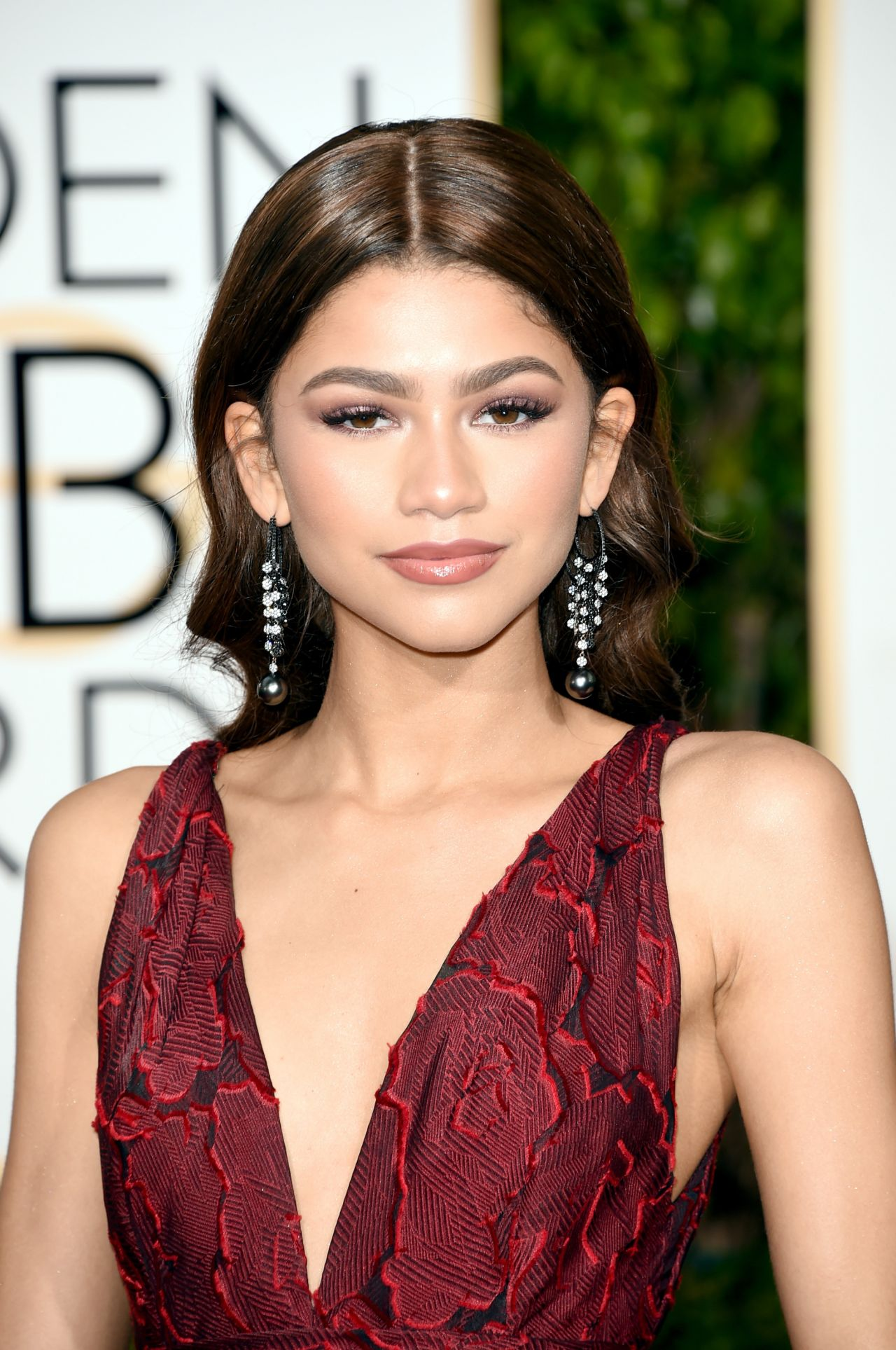 Zendaya 2016 Golden Globe Awards In Beverly Hills