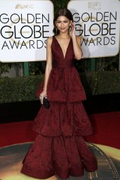 Zendaya – 2016 Golden Globe Awards in Beverly Hills