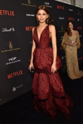 Zendaya - The Weinstein Company and Netflix 2016 Golden Globe Party in Beverly Hills