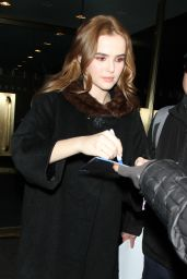 Zoey Deutch at NBC
