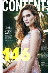 Zoey Deutch - Cosmopolitan Magazine February 2016 Issue and Photos