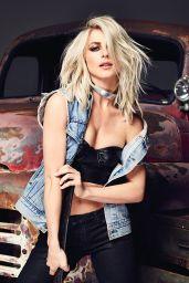 Julianne Hough and Vanessa Hudgens – Billboard Magazine February 2016 Photos