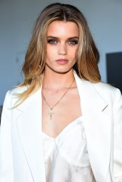 Abbey Lee Kershaw - Calvin Klein Fall 2016 Fashion Show - NYFW 2/18/2016