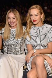 Abbie Cornish - Herve Leger Fall 2016 Presentation - NYFW 2/13/2016
