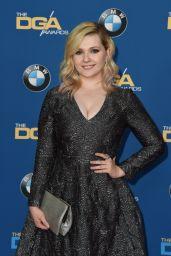 Abigail Breslin – Directors Guild of America Awards 2016 in Los Angeles