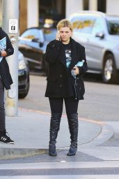 Abigail Breslin - Out in Beverly Hills 2/4/2016