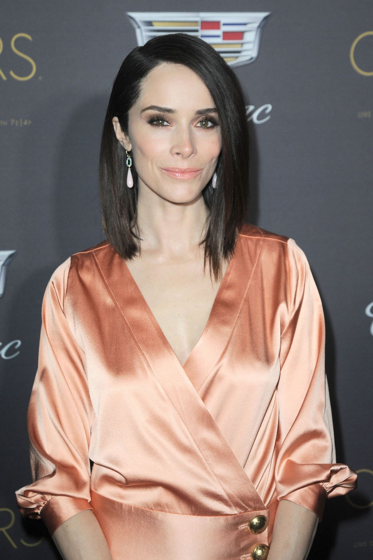 Abigail Spencer 2016 Cadillac S Pre Oscar Event In West Hollywood Ca