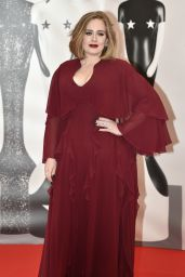 Adele - BRIT Awards 2016 in London