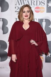 Adele - BRIT Awards 2016 in London