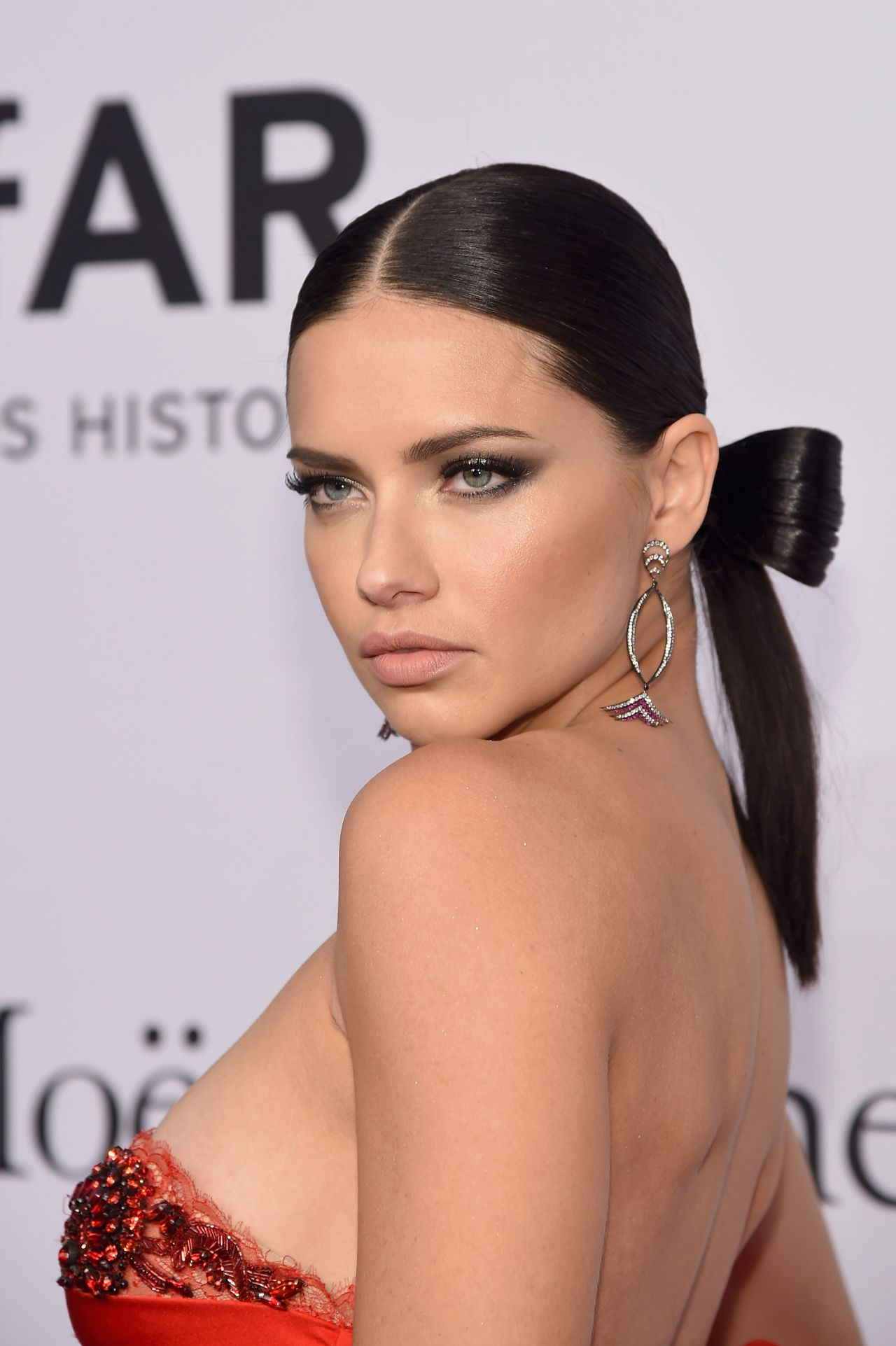 Adriana Lima 2016 Amfar New York Gala In New York City Ny