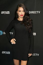 Adriana Lima - DirecTV Super Saturday Night in San Francisco 2/6/2016