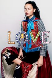 Adriana Lima - Love Magazine (LOVE15 Issue)