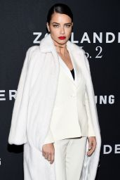 Adriana Lima – 'Zoolander 2' World Premiere in New York City, NY