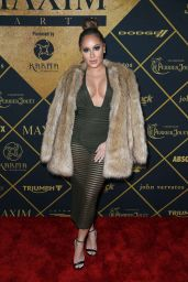 Adrienne Bailon - Maxim Magazine & Bootsy Bellows Super Bowl Party at Treasure Island, San Francisco 2/6/2016