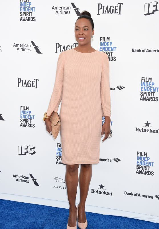 Aisha Tyler - 2016 Film Independent Spirit Awards in Santa Monica, CA