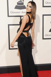 Alessandra Ambrosio – 2016 Grammy Awards in Los Angeles, CA