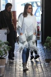 Alessandra Ambrosio Casual Style - Out in Brentwood 2/3/2016