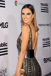 Alessandra Ambrosio - Republic Records Grammy 2016 Celebration in Los Angeles