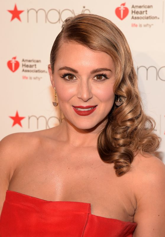 Alexa PenaVega - Heart Association