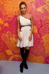 Alexis Ren - Diane Von Furstenberg Fall 2016 Presentation - NYFW 2/14/2016