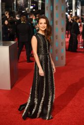 Alicia Vikander – BAFTA Film Awards 2016