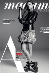 Alicia Vikander - Madame Figaro Magazine February 2016 Issue