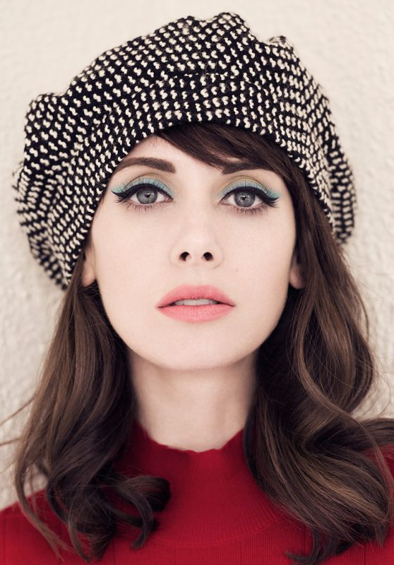 Alison Brie - Photo Shoot for Yahoo Style - February 9, 2016