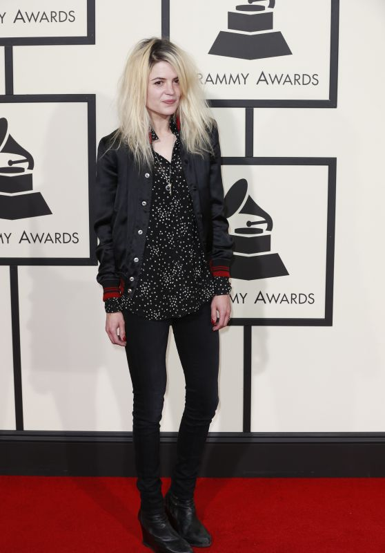 Alison Mosshart – 2016 Grammy Awards in Los Angeles, CA