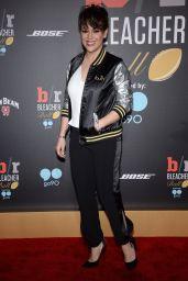 Alyssa Milano - Bleacher Reports Bleacher Ball Presented by go90, February 2016