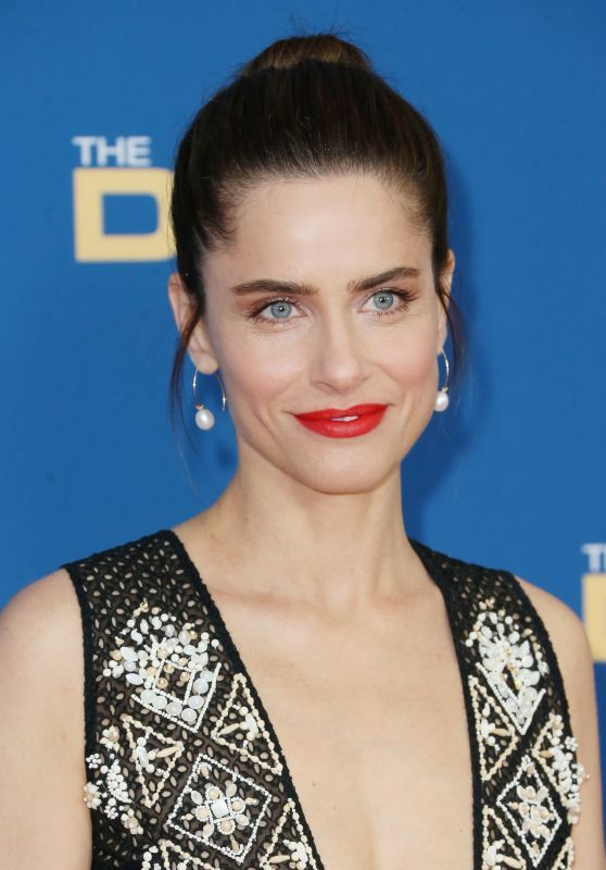 Amanda Peet – Directors Guild of America Awards 2016 in Los Angeles