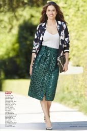 Amanda Peet - Redbook Magazine March 2016 Issue