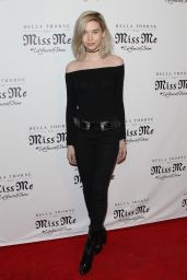 Amanda Steele – Miss Me and Cosmopolitan's Spring Campaign Launch Event 2/3/2016