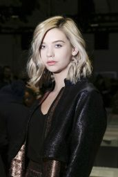 Amanda Steele - Rebecca Minkoff Front Row Fashion Show in New York City 2/13/2016