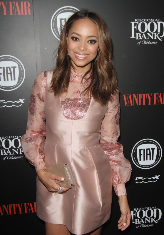 Amber Stevens West – Vanity Fair and FIAT Young Hollywood Celebration in Los Angeles, 2/23/2016